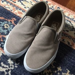 d5f5c355b6 Vans embossed slip on shoes